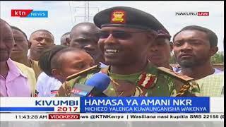 Hamasa ya Amani Nakuru: Maafisa waandaa michezo kuunganisha Wakenya