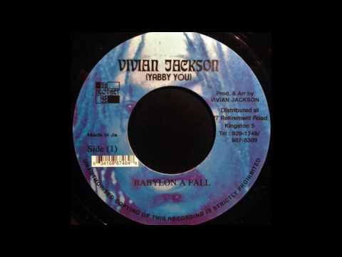YABBY YOU – Babylon A Fall [1979]