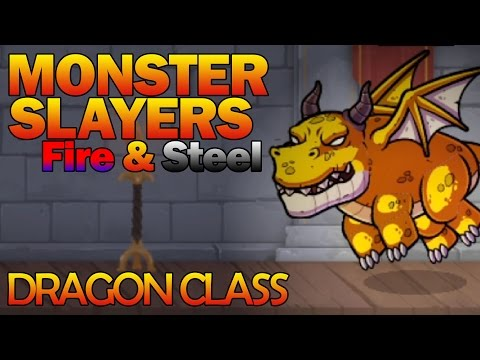 Monster Slayers Gameplay | Dragon Class [Monster Slayers Fire & Steel Expansion] thumbnail