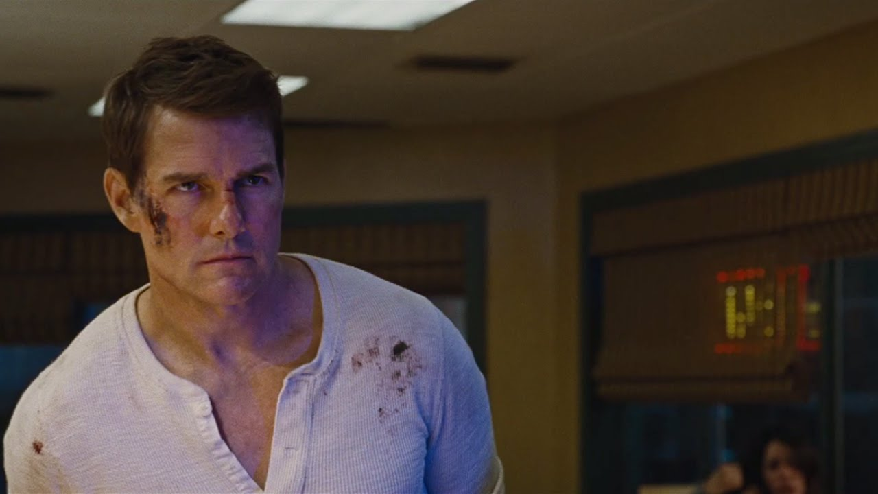 Trailer för Jack Reacher 2: Never Go Back