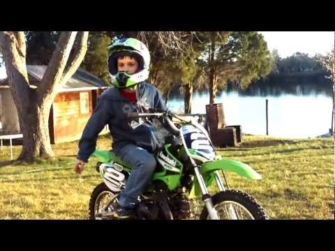 Kawasaki KLX 110 Dirtbike