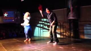 Gaston y Monica Polonia 2014