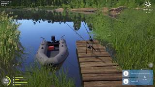 Russian Fishing 4 tricki na feeder fishing maly poziom gracza