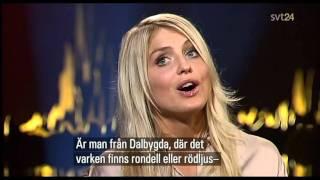 Therese Johaug- Intervju På Svensk Tv