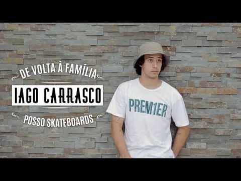 Bem-vindo de volta - Iago Carrasco