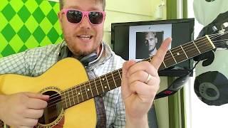 Hold The Line   Avicii, A R I Z O N A  Easy Guitar Tutorial Beginner Lesson Tabs Easy Chords