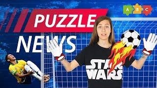 Puzzle News: лучшее об английском за неделю | 6 выпуск