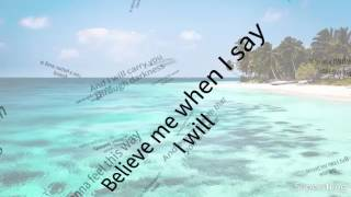 I Will - Citizen Way (lyrics)