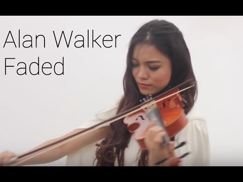Alan Walker  - FADED ( Violin Cover By Yustin Arlette) Mp3