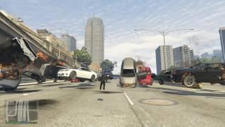 GTA 5 Mods #48 - Người Tí Hon quẩy nát thành phố GTA 5