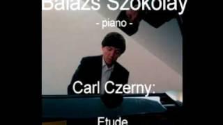 Carl Czerny: Etude Op. 299. No. 39. Des-Dur - Balázs Szokolay