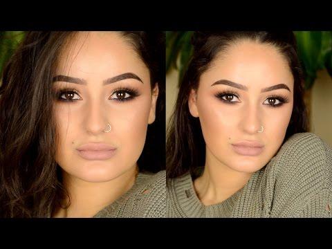 Abend Make-up Schritt für Schritt ♡ | mwHANNAH