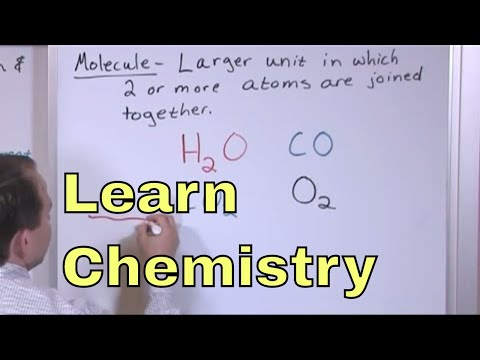 01 - Introduction To Chemistry - Online Chemistry Course - Learn Chemistry & Solve Problems