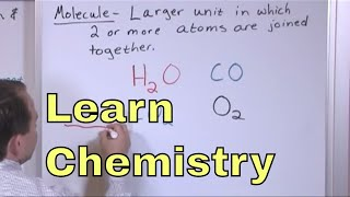01 - Introduction To Chemistry - Online Chemistry Course - Learn Chemistry & Solve Problems - Download this Video in MP3, M4A, WEBM, MP4, 3GP