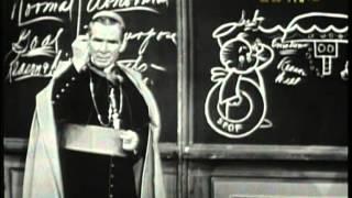How to Psychoanayze Yourself | Bishop Fulton J.Sheen