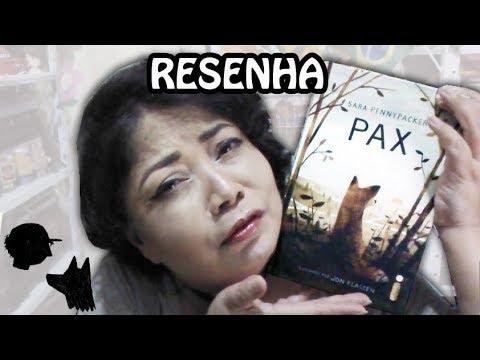 PAX  -  de Sara Pennypacker  -  [Resenha]
