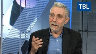 Nobel Prize-winning Economist Paul Krugman on Tax Reform, Trump, and Bitcoin