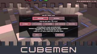 Cubemen - gameplay i recenzja