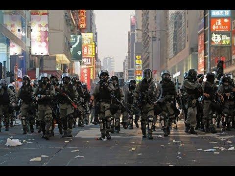 《今日點擊》蔡英文總統直接譴責港警實彈傷人「用槍過度」(03/10)