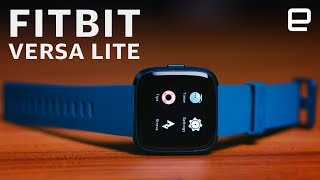 Fitbit Versa Lite Review: Too basic for the price