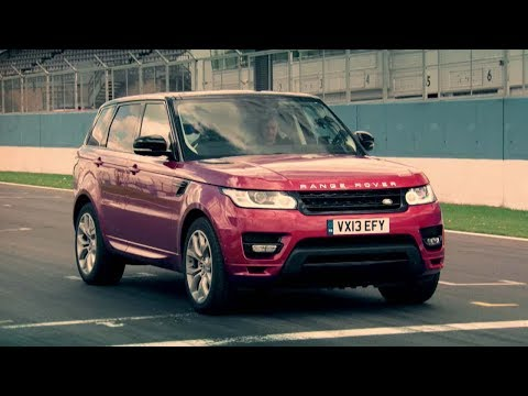 The Range Rover Sport | The Stig | Top Gear