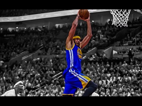 Golden State Warriors vs Portland Trail Blazers - Full Highlights | G3 | April 22, 2017 NBA Playoffs