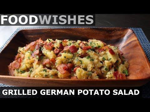 Grilled German Potato Salad – Food Wishes