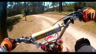 REBEL MASTER RX 140 Review De Mi Pit Bike