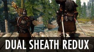 Skyrim Mod: Dual Sheath Redux