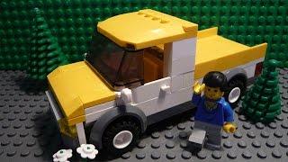 LEGO САМОДЕЛКА #14 | Пикап / Pickup Truck