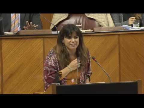 Priorizar la emergencia social a las dietas es sentido común - Teresa Rodríguez