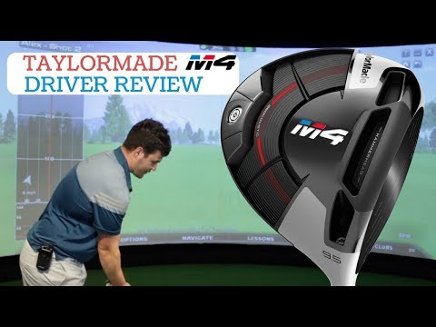 Taylormade M4 Driver Review (NEW)