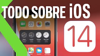TOP 14 NOVEDADES DE IOS 14: Todo lo nuevo del sistema operativo de Apple en la WWDC
