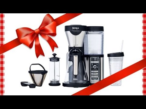 Ninja Coffee Bar Review ~ The Holidays are Coming Gift Guide ~ Christmas in July ~ Noreen's Kitchen