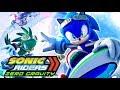 Sonic Riders: Zero Gravity All Cutscenes heroes Story G