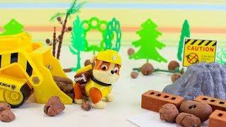 Щенячий патруль все серии Мультики про Игрушки Герои в масках Мультфильмы для детей