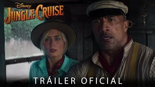Tráiler Español Jungle Cruise
