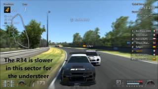 Gran Turismo 6 Online Turbo Championship 3rd race