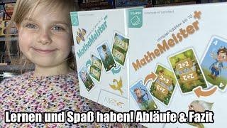 Mathe Meister (Alleovs) Mathe bzw. Rechnen Lernen und Spaß haben! - für Grundschule / Homeschooling