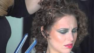 1970S Disco  Hair  tutorial