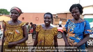 [VIDEO /3] Mieux comprendre l'impact du commerce équitable sur l'émancipation économique des fem