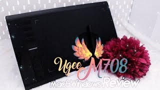 Ugee M708 Graphics Tablet Review