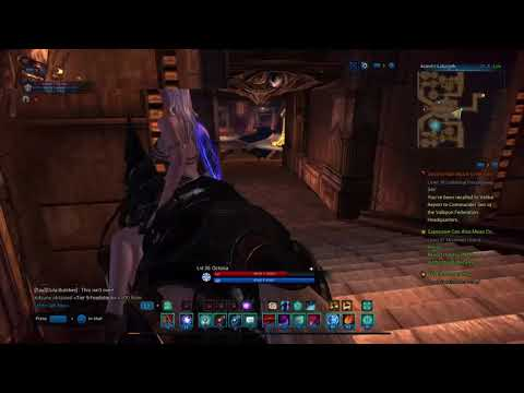PS4 - Screen tearing — TERA - En Masse