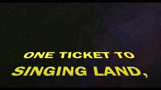 Sing at home, take a trip to... SINGING-LAND