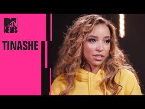Tinashe Talks 'Faded Love' & Working w/ Future   MTV News