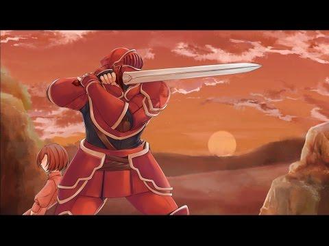 【MEIKO】英雄の鎧は常に紅く【中世物語風オリジナル】