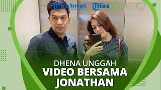 Setelah Kompak Mencabut Laporan, Dhena Devanka Unggah Video Jalan-jalan Bersama Jonathan Frizzy