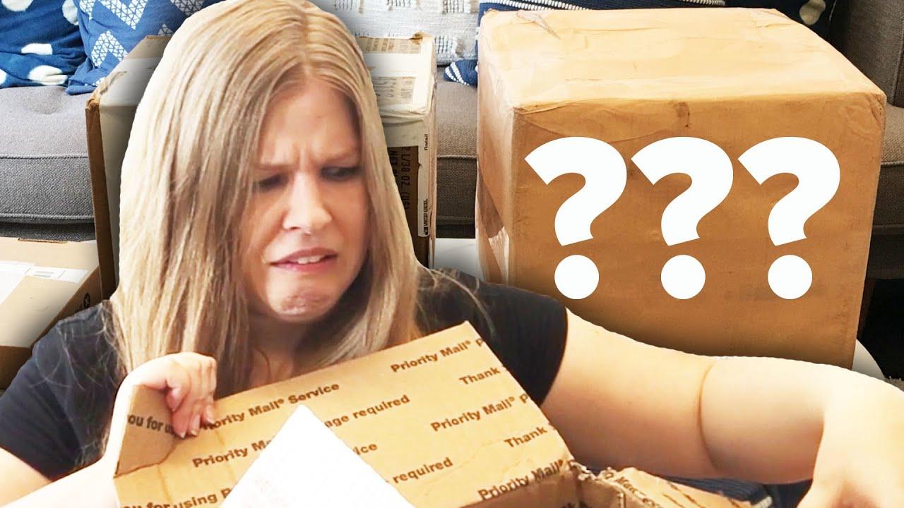 I Bought A $100 Mystery Box From Ebay thumbnail