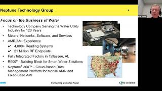 WEBINAR: The Evolution of Smart water Metering in North America