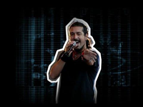 Kapanga video Mono (Cantante) - Héroes del Rock